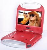 Sylvania Portable DVD Player with Integrated Handle, Red, 10-in | Sylvanianull