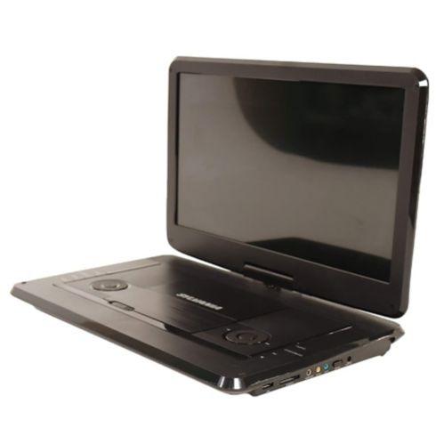 Lecteur DVD portatif Sylvania avec écran TFT pivotant, 15,6 po Image de l'article
