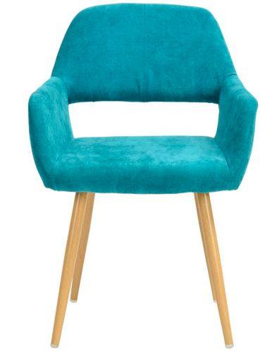 Chaise de salle à manger rembourrée 39F Cromwell, vert Image de l'article