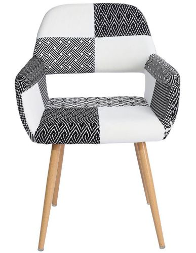 39F Cromwell Patchwork Dining Chair Product image