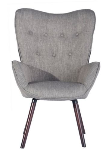 39F Kas Accent Chair, Grey Product image