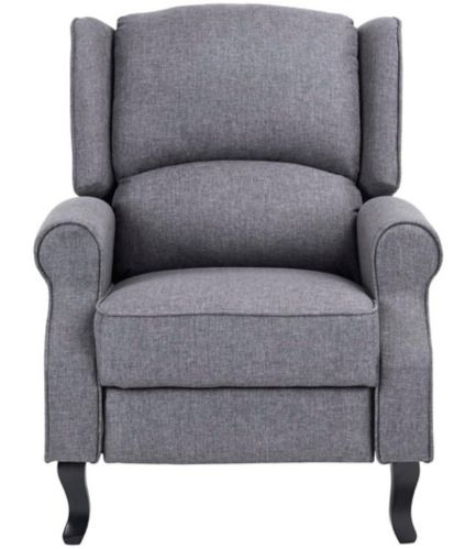 39F Arbuthnot Leisure Chair, Grey Product image