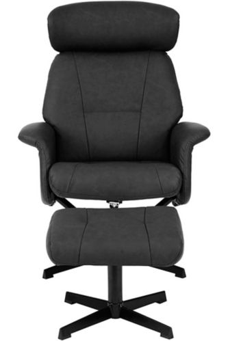 39F Dent Leisure Chair, Black Product image