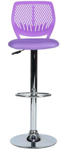 39F Carnation Bar Stool, Purple Product image