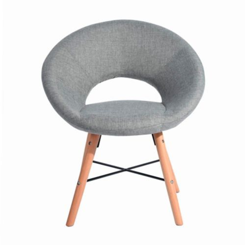 39F Valdosta Dining Chair, Grey Product image