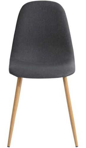 39F Charlton Dining Chair, Black Product image