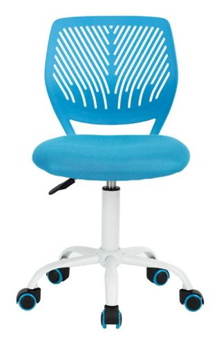 39F Carnation Office Chair, Blue Product image