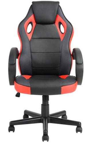 39F Tunney Gaming Chair, Red Product image