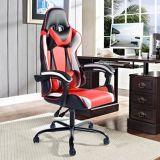 39F Vantana Gaming Chair, Red/White/Black | Whitmornull