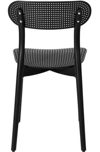 39F Gadgetbloke Dining Chair, Black Product image