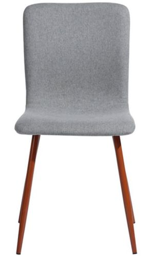 39F Scargill Upholstered Dining Chair, Grey Product image