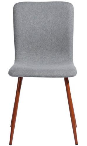 Chaise de salle à manger rembourrée 39F Scargill, gris Image de l'article