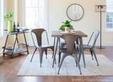 LumiSource Austin Dinette Table, 32-in | LumiSourcenull