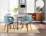 LumiSource Fabrico Chair Set, 2-pc | LumiSourcenull