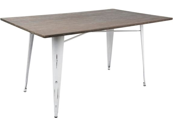 LumiSource Oregon Dining Table Product image