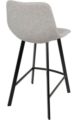 LumiSource Outlaw Counter Stool Set, 2-pc Product image