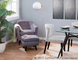 LumiSource Rockwell Accent Chair | LumiSourcenull