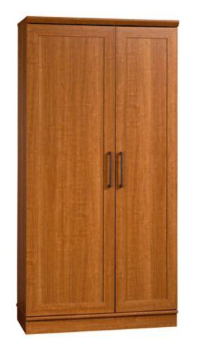 Sauder Homeplus Large Storage Cabinet, Sienna Oak Product image