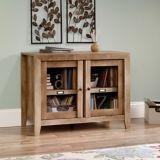 Sauder Adept Storage Collection Credenza, Craftsman Oak | Saudernull