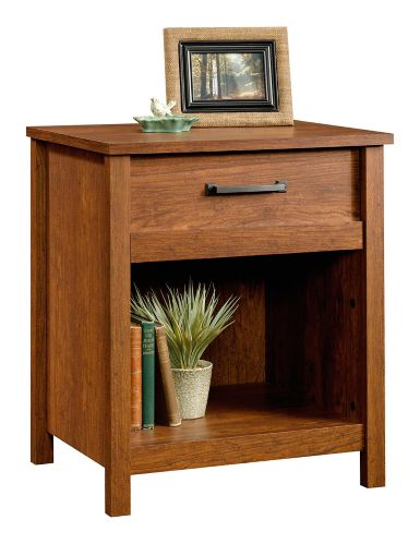 Sauder Cannery Bridge Night Stand, Milled Cherry Product image