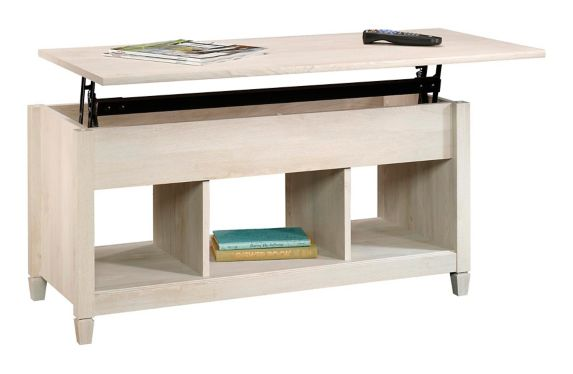 Sauder Edge Water Lift Top Coffee Table, Chalked Chestnut Product image