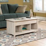 Sauder Edge Water Lift Top Coffee Table, Chalked Chestnut | Saudernull