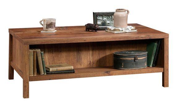 Table basse Sauder New Grange, chêne rétro Image de l'article