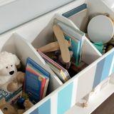 Sauder Pinwheel Bookcase, Soft White | Saudernull