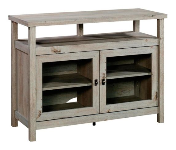 Sauder Cottage Road TV Stand, Mystic Oak Product image
