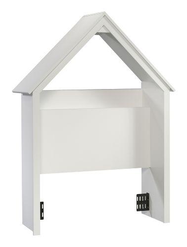 Sauder Pinwheel Playhouse Twin Headboard, Soft White Product image