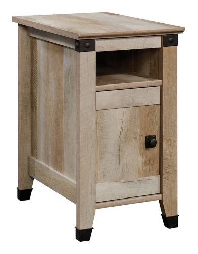Table d'appoint Sauder Carson Forge, linteau de chêne Image de l'article