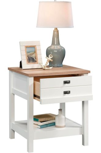 Sauder Cottage Road Night Stand, Lintel Oak Product image