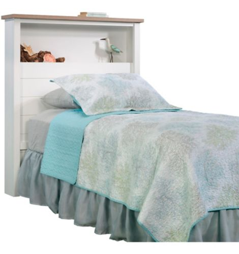 Sauder Cottage Road Twin Headboard, Soft White Product image