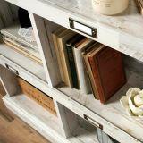 Bibliothèque haute Sauder Barrister Lane, bois blanc | Saudernull