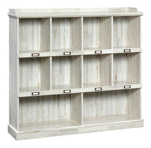 Bibliothèque Sauder Barrister Lane, bois blanc Image de l'article