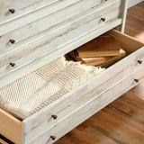 Sauder Barrister Lane 3-Drawer Chest, White Plank | Saudernull