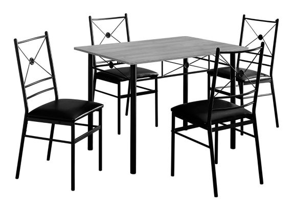 Monarch Dining Table Set, 5-pc Product image