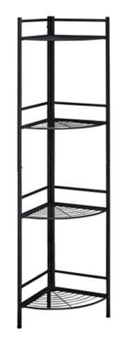 Monarch Corner Etagere Bookcase, 58-in Product image
