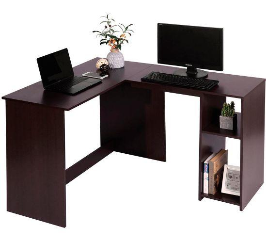 Bureau d'ordinateur en L 39F Babette Image de l'article
