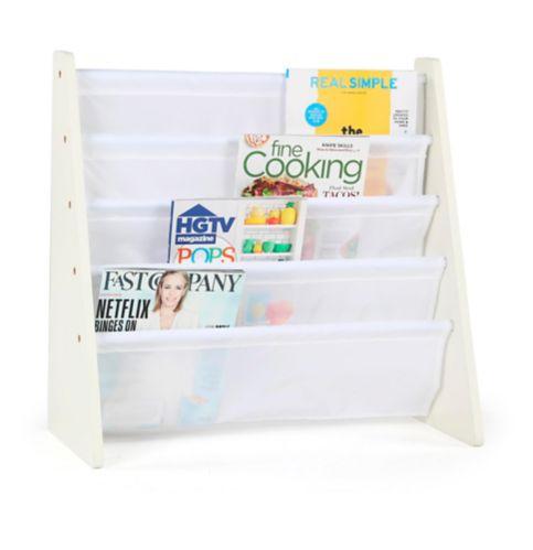 Range-tout pour livres à 4 tablettes Humble Crew, blanc Image de l'article
