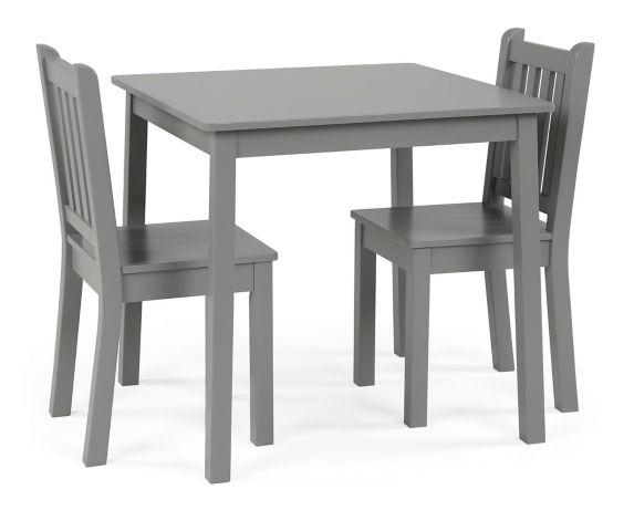 Table carrée et chaise pour enfant Humble Crew, paq. 3 Image de l'article