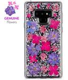 Étui Karat de Case-Mate pour Samsung Galaxy Note9, pétales mauves | Case Matenull