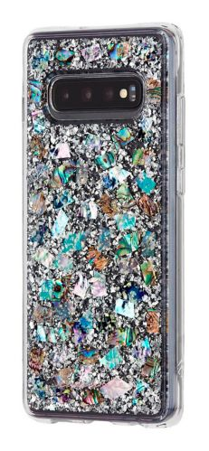 Case-Mate Karat Case for Samsung Galaxy S10, Pearl Product image