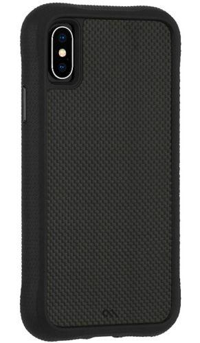 Étui McLaren LTD de Case-Mate pour iPhone X/Xs, noir en fibre de carbone Image de l'article
