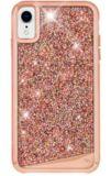 Étui Brilliance de Case-Mate pour iPhone XR, rose doré | Case Matenull