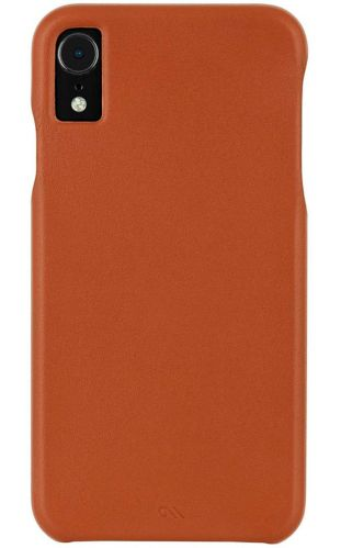 Case-Mate Barely There Leather Case for iPhone XR Product image