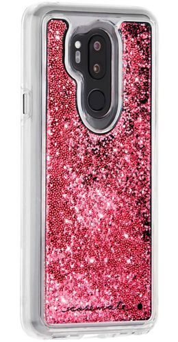 Étui portefeuille Waterfall Glitter de Case-Mate pour LGG7 ThinQ/G7 One, rose doré Image de l'article