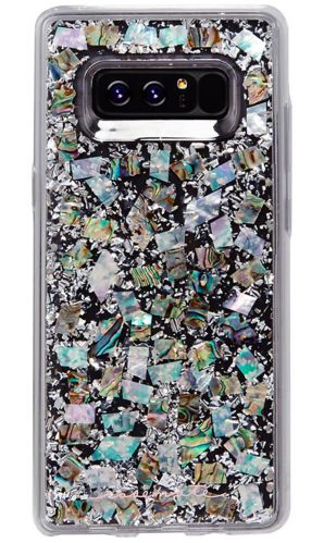 Case-Mate Karat Case for Samsung Galaxy Note 8, Mother of Pearl Product image