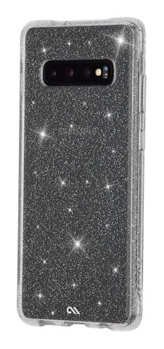 Case-Mate Sheer Crystal Case for Samsung Galaxy S10+, Clear Product image