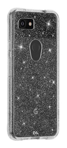 Étui Sheer Crystal de Case-Mate pour Google Pixel 3a, transparent Image de l'article